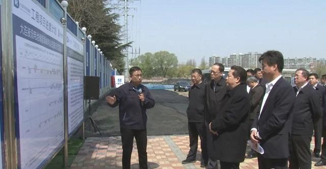 省委书记陈求发到亚博官网正规下注平台集团实地调研储能电站建设情况